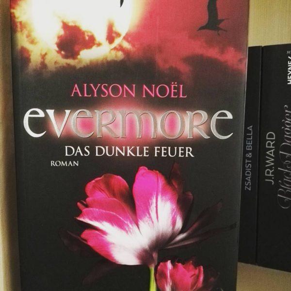 Evermore - Das dunkle Feuer