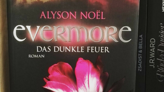 Evermore – Das dunkle Feuer