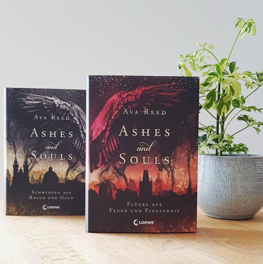 Ashes and Souls – Flügel aus Feuer und Finsternis