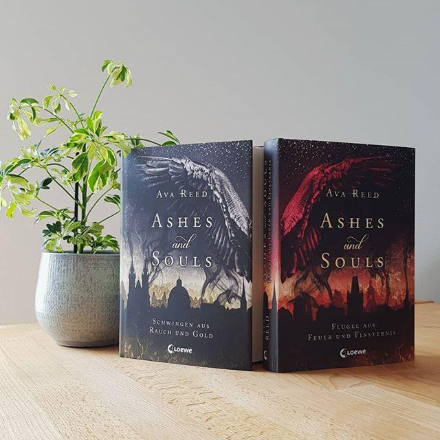 Ashes and Souls – Schwingen aus Rauch und Gold