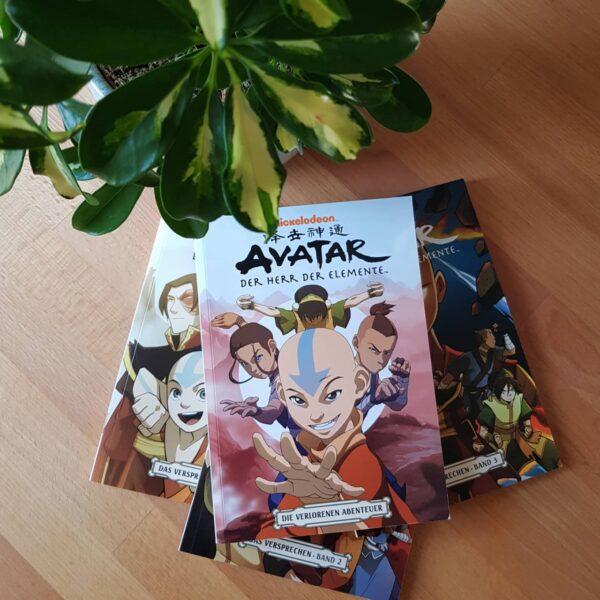 Avatar – Der Herr der Elemente: Die verlorenen Abenteuer