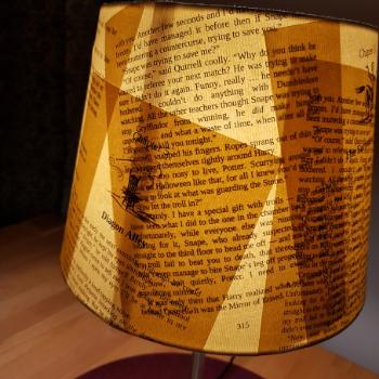 Bloggeburtstag Lampe 1