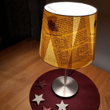Bloggeburtstag Lampe 2