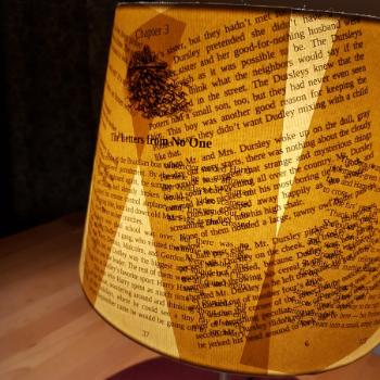 Bloggeburtstag Lampe 4