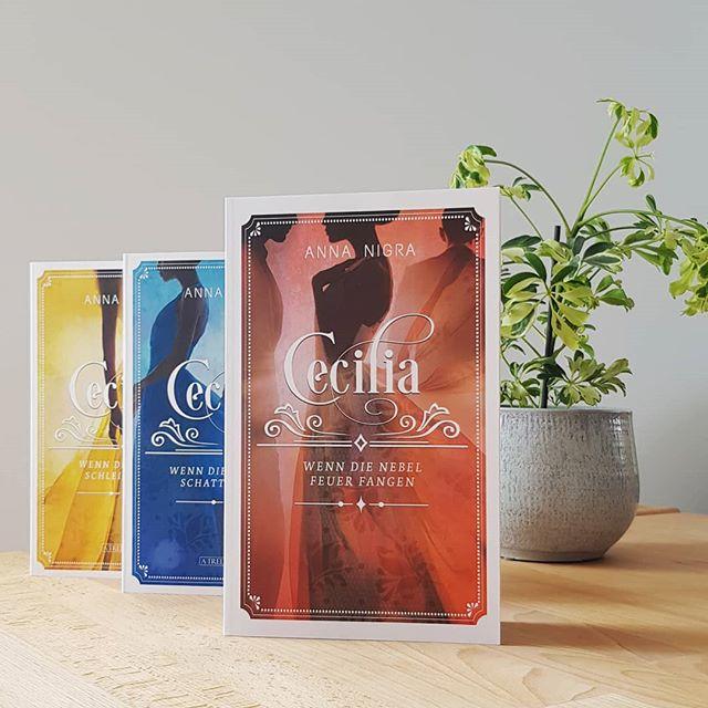 Cecilia – Wenn die Nebel Feuer fangen