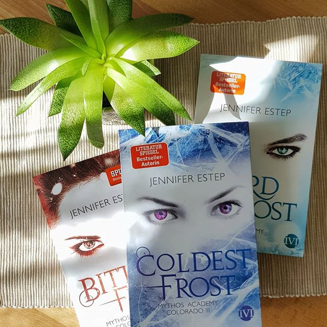 Coldest Frost – Mythos Academy Colorado III