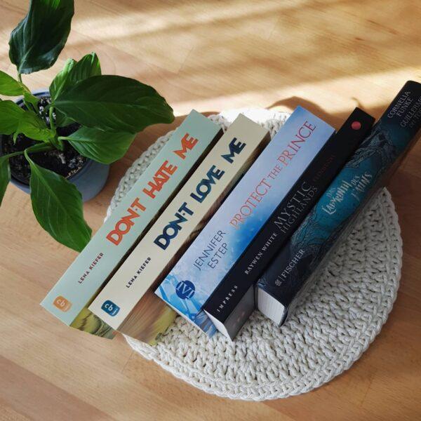 Gelesene Bücher Lesemonat Februar 2021