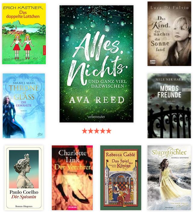 Lesejahr 2019 - gelesene Bücher 5