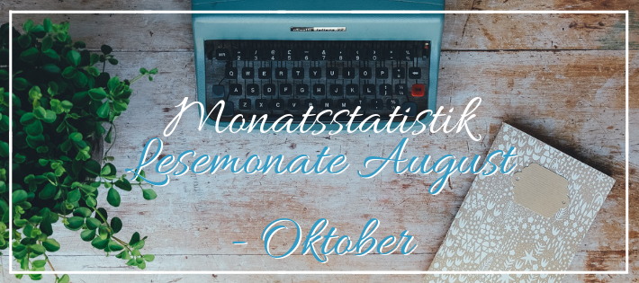 Lesemonate August - Oktober
