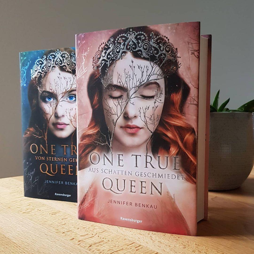 One true Queen – Aus Schatten geschmiedet