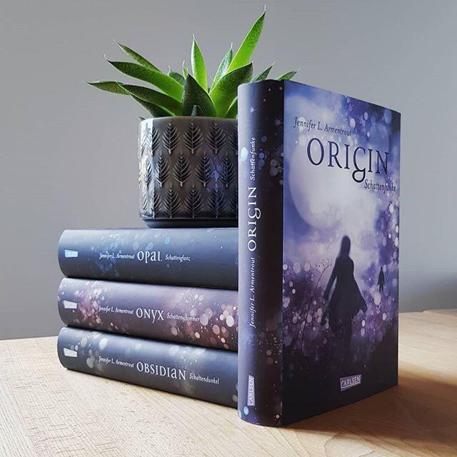 Origin – Schattenfunke