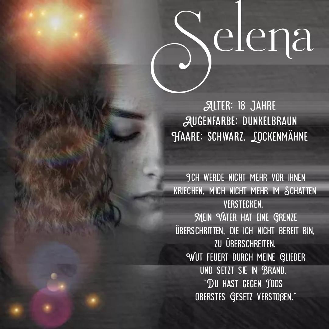 Zwischen Tod & Leben - Selena